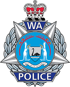 WA Police Force logo